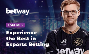Betway - Get Your Bonus Now!